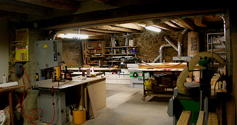 Atelier menuiserie lyon